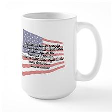 Susan B. Anthony: God And Desires Quote Mug