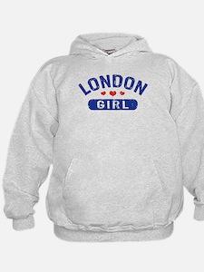 London Girl Hoodie
