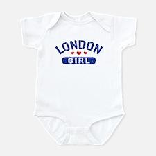 London Girl Infant Bodysuit