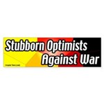 Stubborn Optimists Against War
