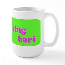 Barbershop Mug