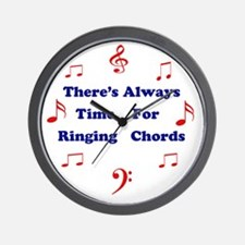 Wall Clock - Ringing Chords