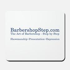 Mousepad -BarbershopStep