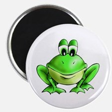 Cute Frog prince Magnet