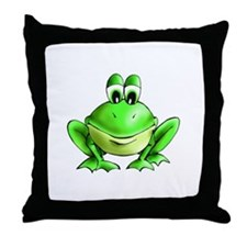 Cute Jeffery Throw Pillow
