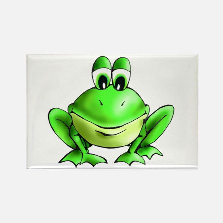 Jeffery Frog Magnets