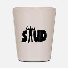 Stud Shot Glass