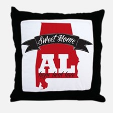 Sweet Home Alabama - Throw Pillow