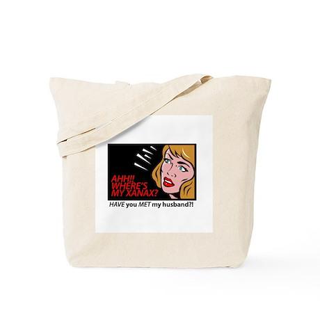 AHH! I need a xanax Tote Bag