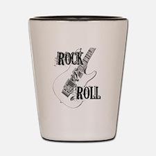Unique Rock n roll Shot Glass
