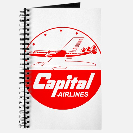 Capital Airlines Constellation Journal