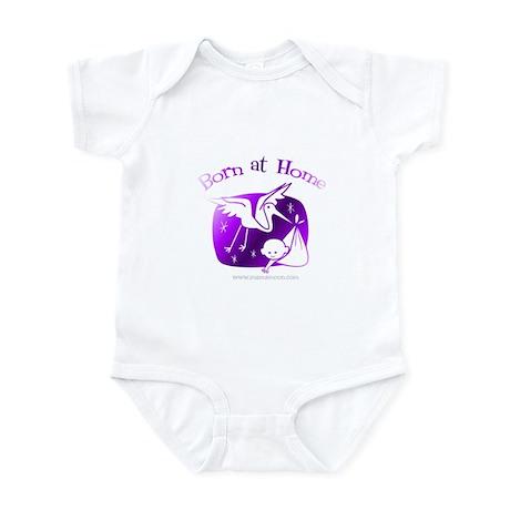 Born at Home - Infant Creeper