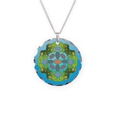Frog Mandala Necklace