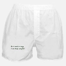 Rogue or Wench Boxer Shorts