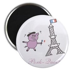 pork-quoi Magnets