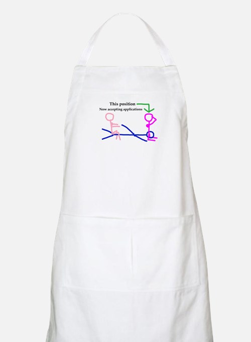 apply within BBQ Apron