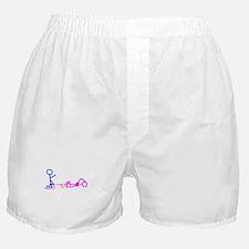 Stick figure 1 Boxer Shorts