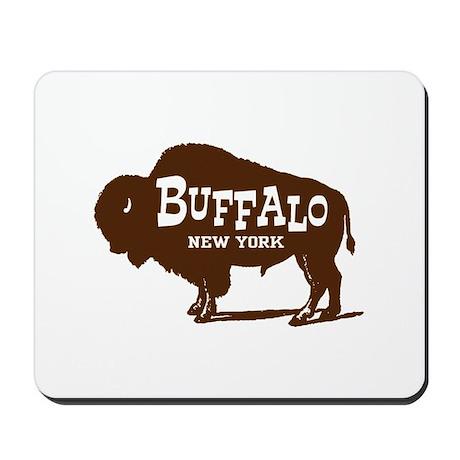 Buffalo New York Mousepad
