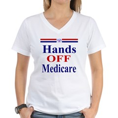 Hands OFF Medicare Shirt