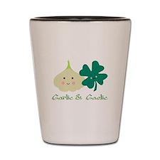 Garlic & Gaelic Shot Glass