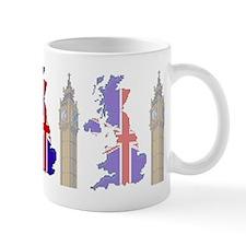 """""""Pixel UK/Big Ben"""" Mug"""
