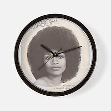 Outasight Afro clock