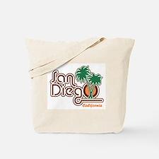 San Diego CA Tote Bag