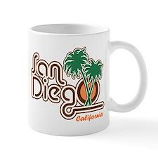 San Diego California Mug
