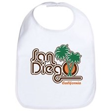 San Diego California Bib