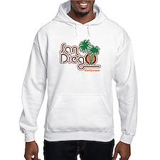 San Diego California Hoodie