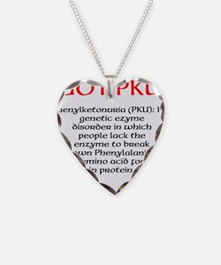 Funny Charity Necklace