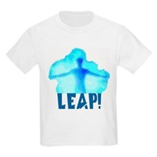 Leap! Kids T-Shirt