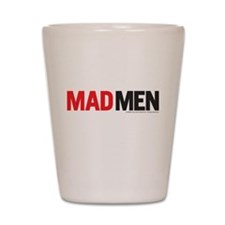 Mad Men Shot Glass