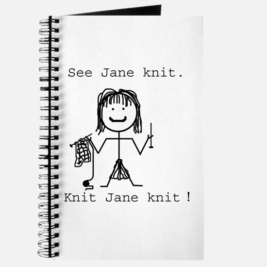 SEE JANE KNIT: Knitting Journal