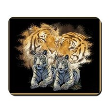 Tiger Love Mousepad