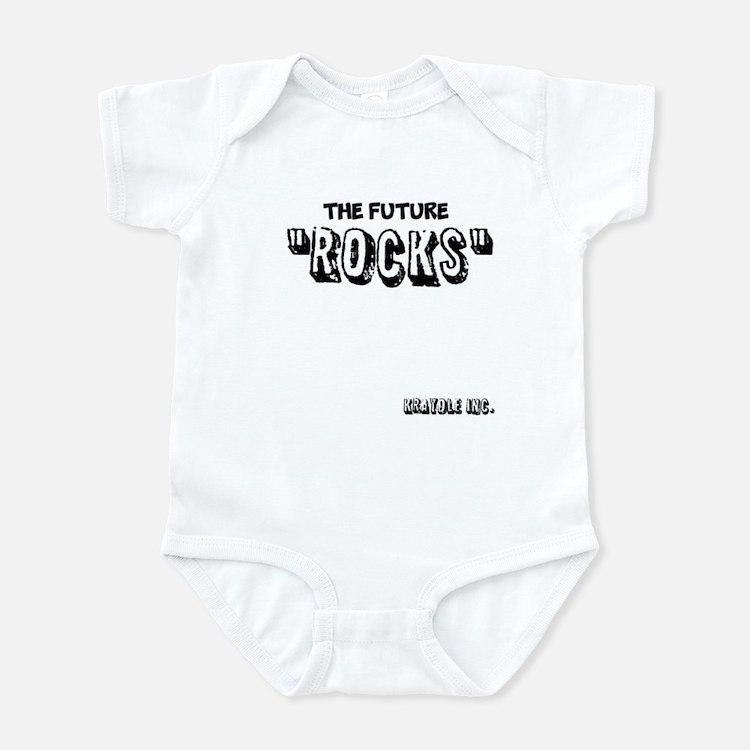 The Future Rocks Onesie