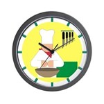 SERIES G:  Chef's Wall Clock