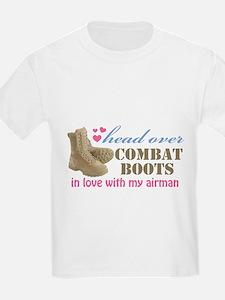 Cute Airman mom T-Shirt