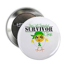 "Stem Cell Transplant Survivor 2.25"" Button"
