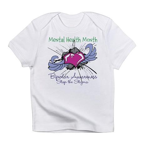 Mental Health Month BASTS Infant T-Shirt