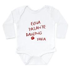 Rupaul Long Sleeve Infant Bodysuit