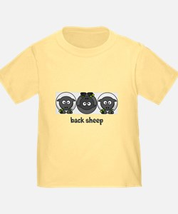 Back Sheep T