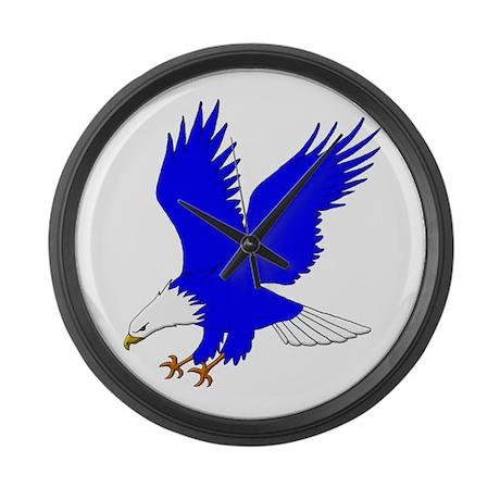 Eagle Large Wall Clock