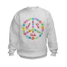 Peace Love Idaho Sweatshirt