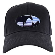 Cowboy Sunset Baseball Hat