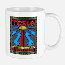 TESLA COIL Small Small Mug