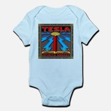 TESLA COIL Infant Bodysuit