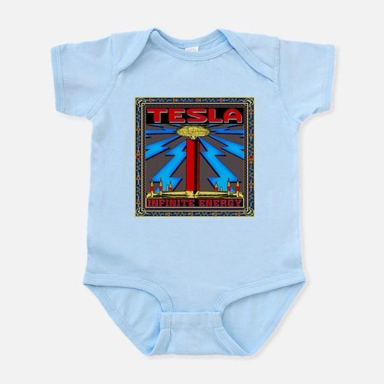 TESLA COIL Infant Bodysuit