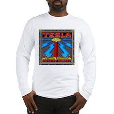 TESLA COIL Long Sleeve T-Shirt