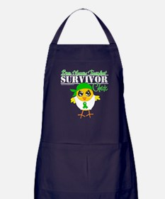 Bone Marrow Transplant Apron (dark)